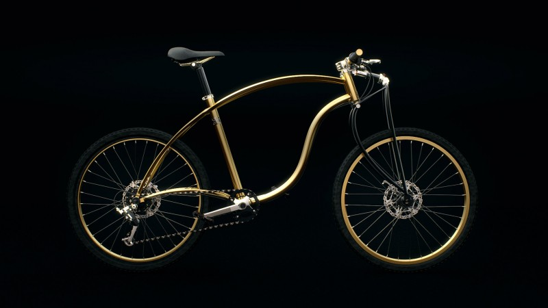 Bugatti Street Bike
